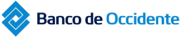 Logo Banco de Occidente
